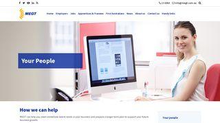 Your people | MEGT (Australia) Ltd