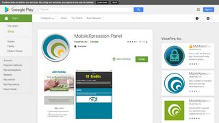 MobileXpression Panel - Apps on Google Play