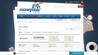 Sagety - Moneybhai - Moneycontrol