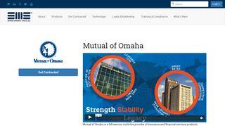 Mutual of Omaha - SeniorMarketSales