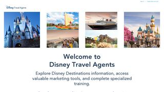 Disney Travel Agents
