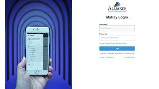 MyPay Employee Self Service Login