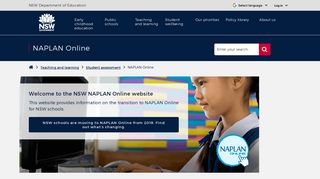 NAPLAN Online | Student assessment - NSW Department of Education