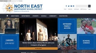 Login Information - Retrieving your username and resetting ... - neisd