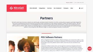 Partners | NitroSell