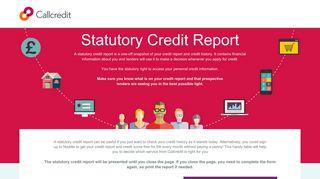 Callcredit | Credit Report