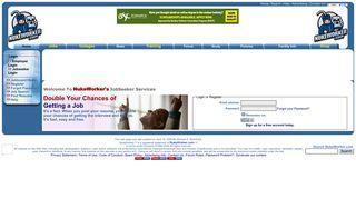 Jobseeker Login - Nuclear Jobs and Employment - NukeWorker.com