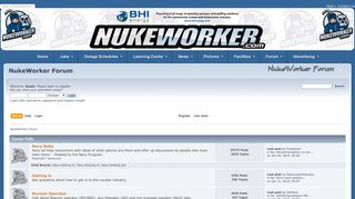 NukeWorker Forum - Index - marssim