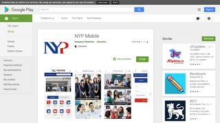 NYP Mobile - Apps on Google Play