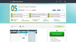 OCS Field Power Free Download - Ocs