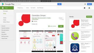 Ooredoo Oman - Apps on Google Play