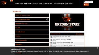 OSU Ticket | Welcome to OSU Ticket site