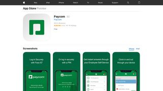 Paycom on the App Store - iTunes - Apple