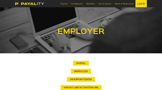 Employer | Payality