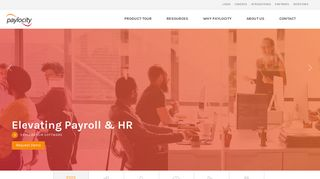 Paylocity: Online Payroll & HCM Software Solutions