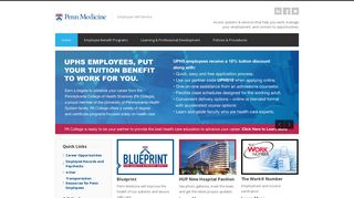 Employee Self Service - Penn Medicine - University of Pennsylvania
