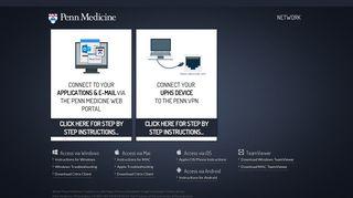 Penn Medicine: Network