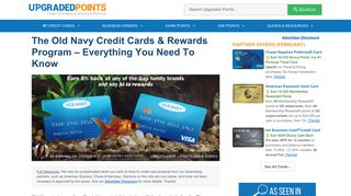 Old Navy Credit Cards & Rewards Program – Is It Worth It? [In-Depth]