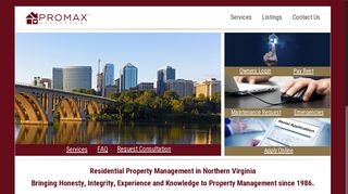 Promax Management - Property Management, Real Estate