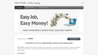 PROTYPERS - Online typing - http://protypersonlinetyping.weebly.com ...