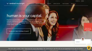 Randstad Sourceright - Global Talent Acquisition & Management ...