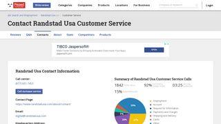 Randstad Usa Customer Service Phone Number (877) 601-7453 ...