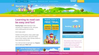 Reading Eggs: Learning to Read for Kids | Learn to Read with Phonics ...