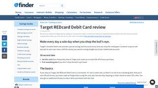 Target REDcard™ Credit Card - Finder.com