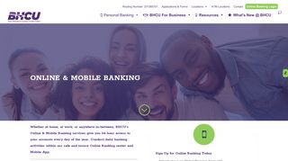 Online & Mobile Banking - bhcu.org