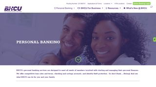 Personal Banking - bhcu.org