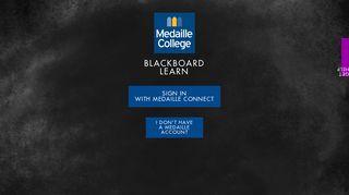 blackboard.medaille.edu