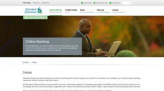 Online Banking - Ways to Bank - Standard Chartered Bank Nigeria