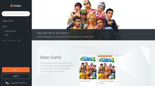 The Sims™ 4 for PC/Mac | Origin