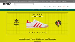 Size? | Shop for Men's footwear, clothing & accessories | Trainers, t ...