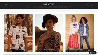 Clothes Online | Shoes Online | THE ICONIC