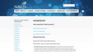 Membership | SkillsUSA Texas