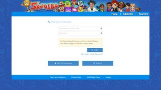 Log In - Skoolbo - Reading, Writing, Numeracy, Languages, Science ...