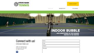 Steve Nash Tennis Club