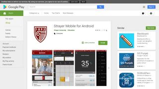 Strayer Mobile for Android - Apps on Google Play