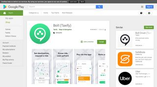 Taxify - Apps on Google Play