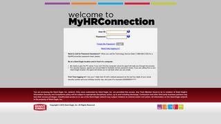 MyHRConnection - Giant Eagle