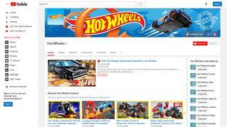 Hot Wheels - YouTube