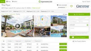 The Four Apartments - Jacksonville, FL   Apartments.com