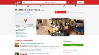 The Ranch at Star Pass - 48 Reviews - Apartments - 41 S Shannon Rd ...