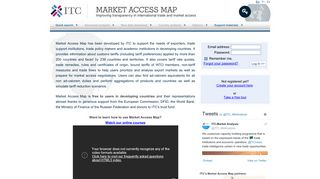 MARKET ACCESS MAP