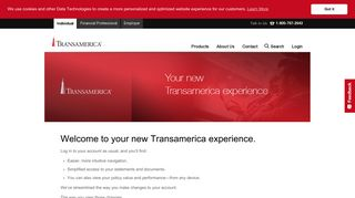Transamerica Experience Video