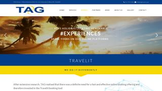 TravelIt – TAG | Travel Assignment Group