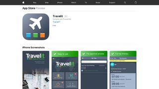 Travelit on the App Store - iTunes - Apple