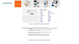 Oracle | PeopleSoft Enterprise 8 Sign-in - Corning