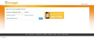 Mobile Online Account